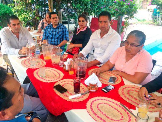 Desvía Irma Camacho recursos a Morena