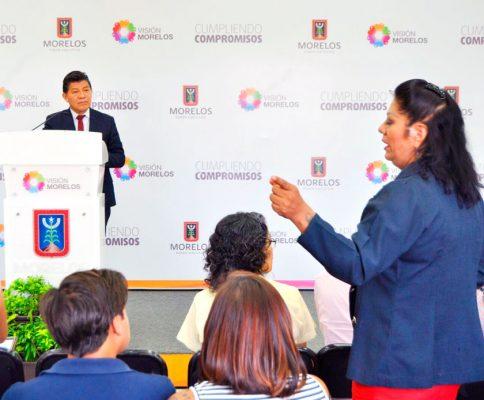 Impulsan inclusión e igualdad en Morelos