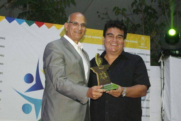 Reconoce Jiutepec a empresarios