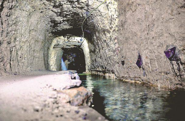 """Es el estiaje… no hay tal sequía en el manantial """"El Túnel"""": Ceagua"""