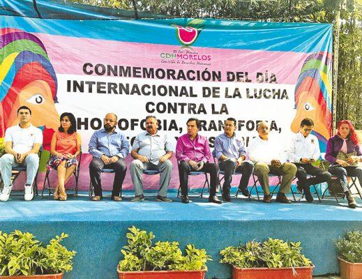 Respeto a sus derechos, exige comunidad LGBTTTI