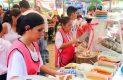 Cerca de 45 expositores ofertarán tacos junto a vendedores de agua fresca en la Feria del Taco 2017. Foto: HAIDEE GALICIA