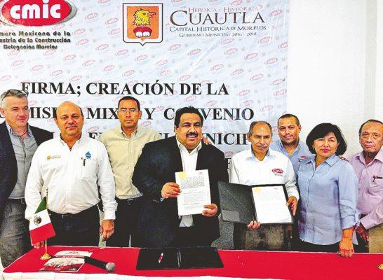 Impulsan el desarrollo urbano de Cuautla