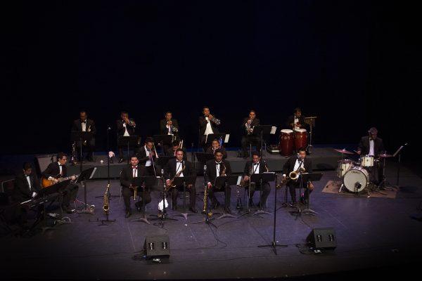Majestuoso concierto de la Big Band Cuernavaca