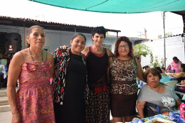Celebran el día de las madres en Xochitepec