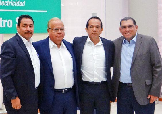 Carlos Mata Segura, nuevo gerente de CFE distribución Centro Sur