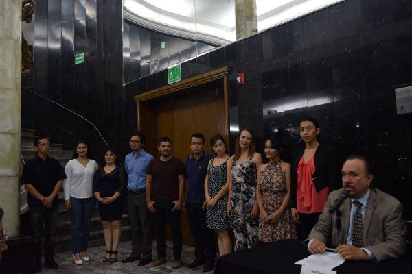 Ópera de Morelos, en  segunda temporada