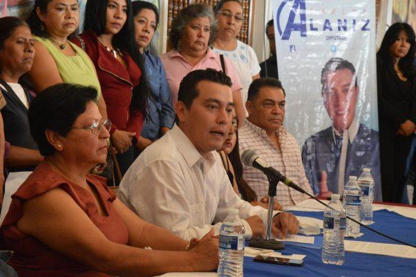 Carlos Alaniz da a conocer su postura sobre su expulsión del PAN