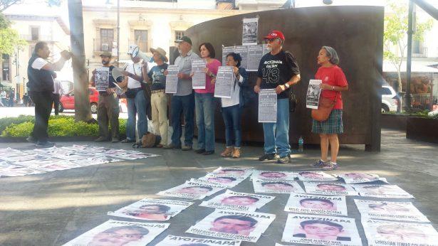 Hoy se cumplen 32 meses de la desaparición de los 43 estudiantes