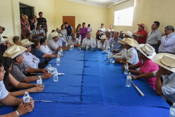 Entregará Sedagro apoyos para el ciclo agrícola primavera-verano