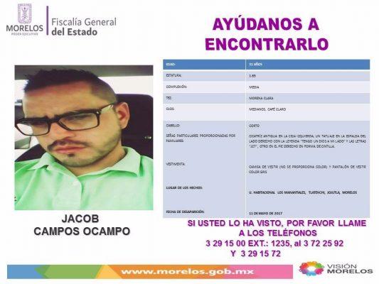 Identifican en fosa de Tlatenchi cadáver de abogado