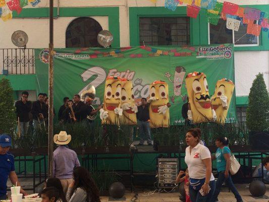 Inicia la Feria del Taco 2017 en Emiliano Zapata