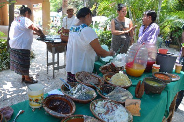 Este sábado: tianguis de gorditas en Puente de Ixtla