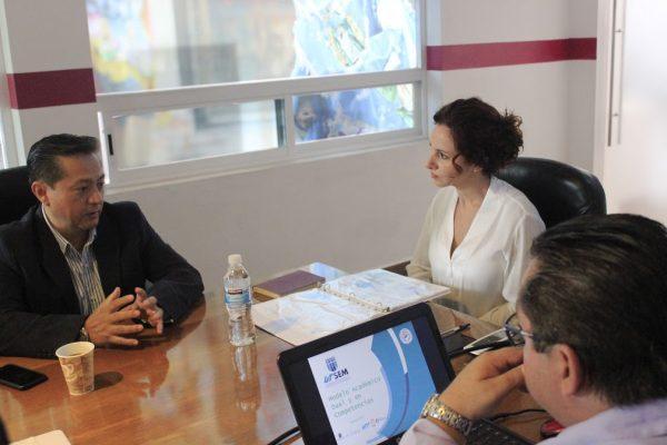 Fortalece educación dual  a la Academia y al turismo