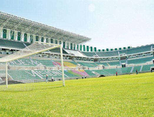 Presentaron al Atlético Zacatepec en el 'Coruco' Díaz