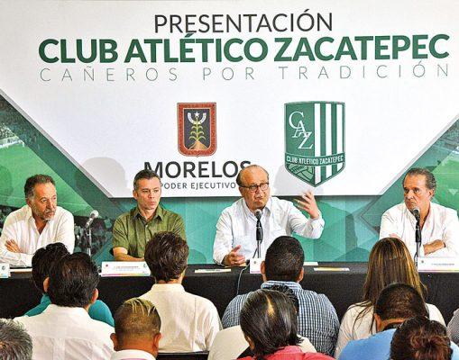 Atlético Zacatepec, filial de Chivas; debutará ante Pumas