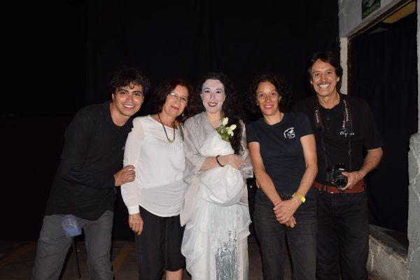 Festival de Danza Mínima en el Olympia