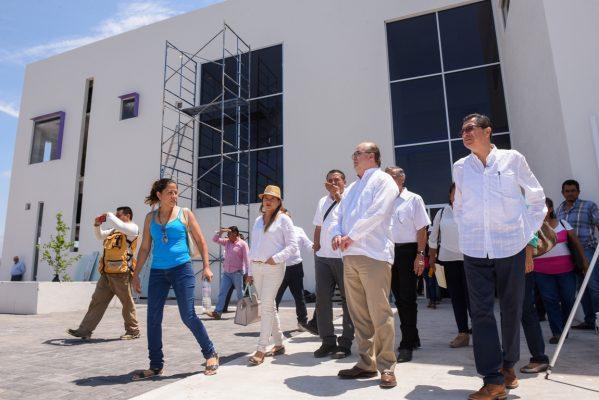 Lleva 90 por ciento de avance el nuevo Hospital General de Axochiapan