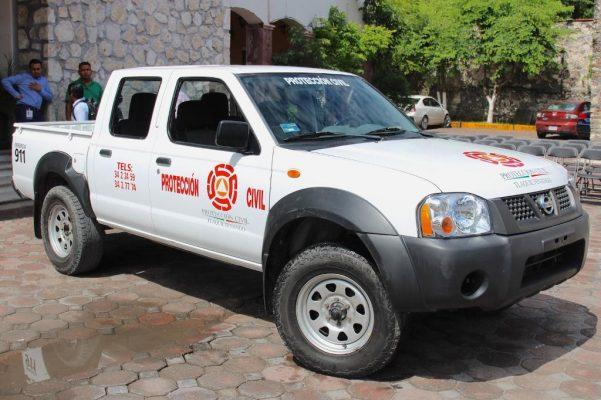 Estrena PC vehículo  para emergencias