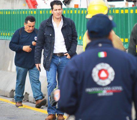 SCT abre tercer carril del Paso Exprés — MÉXICO