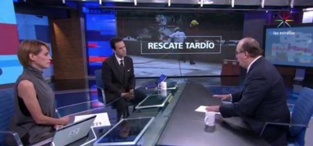 En noviembre se pidió a la SCT cambiar drenaje del Paso Exprés: Graco Ramírez
