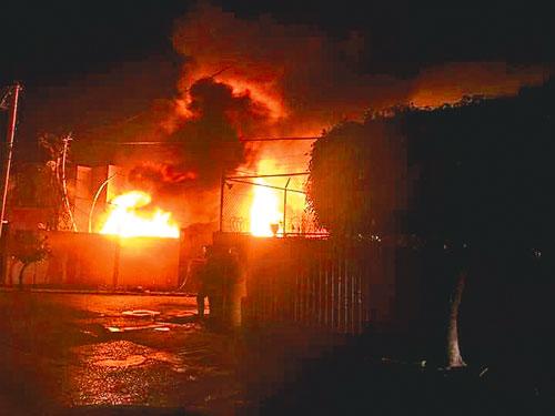 Cuernavaca registra 38% más incendios