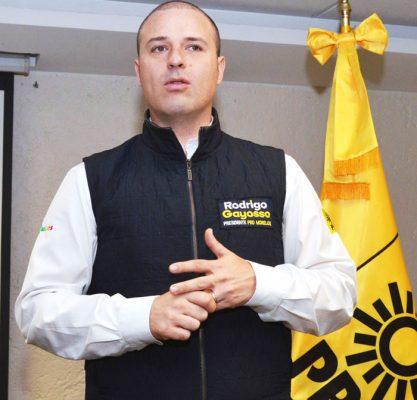 Apoya Gayosso candidatura  de Mancera por el Frente