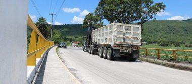 En óptimas condiciones puentes de Tlaltizapán