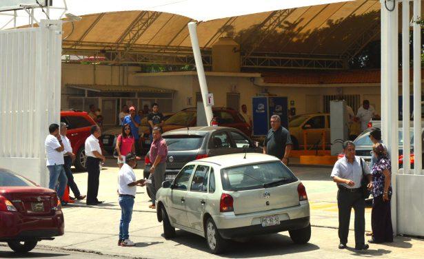 Suspenden temporalmente el servicio de verificación en Morelos