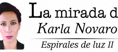 Karla Novaro-Espirales de luz II-(9 agosto 2017)2