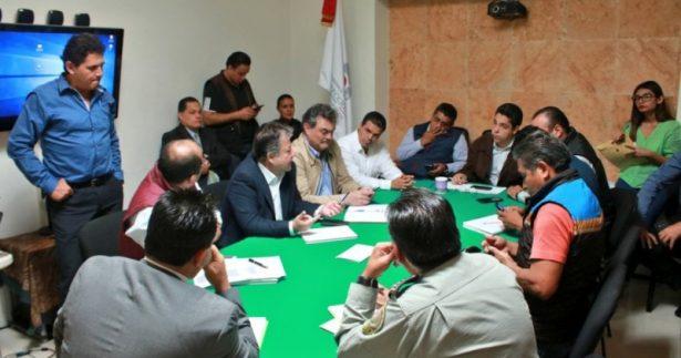 Apoyarán a Ocotepec con 10 mil litros de agua potable