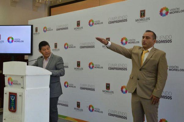 Ángel Colín López, nuevo director de Gobierno