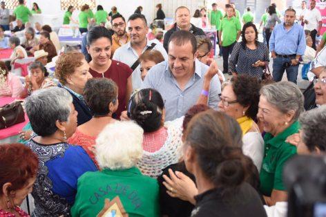 El Inapam festeja en su día a los adultos mayores de Hermosillo