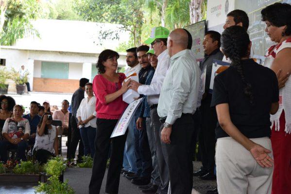 [EN VIVO] Entregan patrullas y alarmas vecinales en Xochitepec