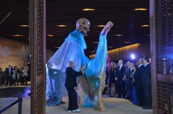 [EN VIVO] Inaugura Mikel Arriola el Centro Cultural Teopanzolco