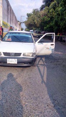 Asesinan a taxista en Cuautla