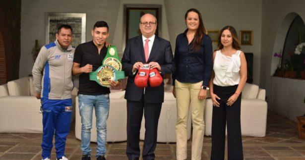 Morelos, sede de la pelea por el Campeonato Mundial Juvenil de Box