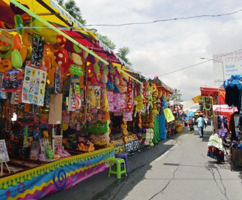 Sí habrá Feria …pero poca