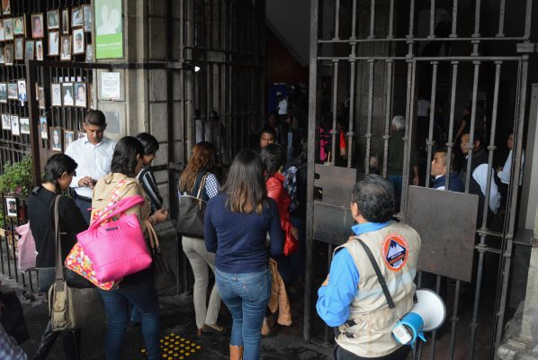 Saldo blanco en Morelos reporta PC