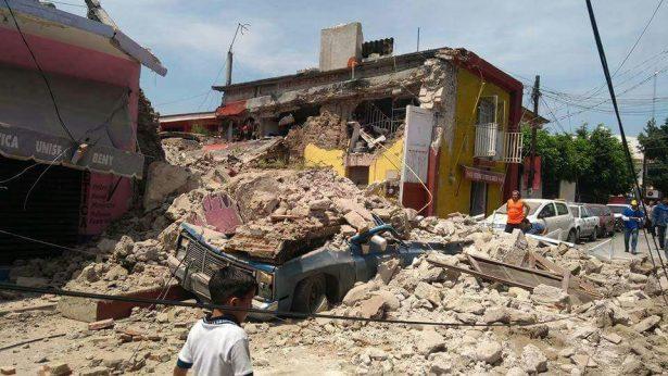 Se colapsa el Ayuntamiento en Jojutla