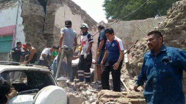 Instalan Comité de emergencia tras sismo