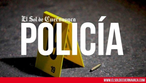 Atacan a balazos a policía en el Polvorín