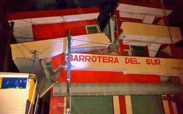 Suman más de 50 muertos por sismo en México
