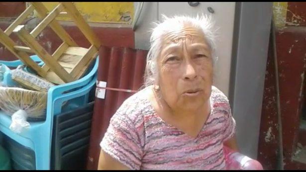 [VIDEO] Demuelen casas en Tlayacapan, lo pierden todo