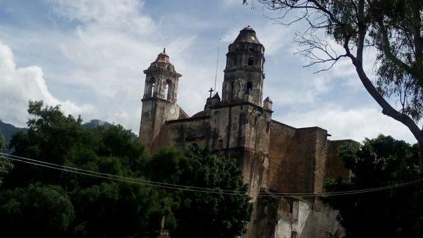 1 500 casas dañadas en Tepoztlán