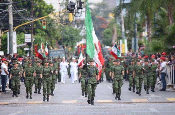 [EN VIVO] Realizan desfile cívico-militar por el CCVII aniversario de la Independencia de México