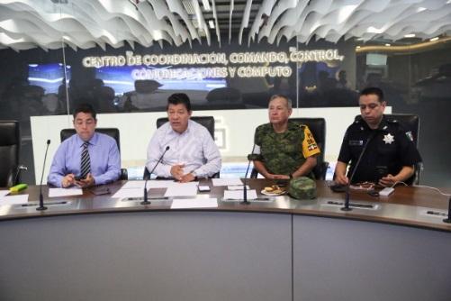 12 municipios de Morelos registran daños tras sismo
