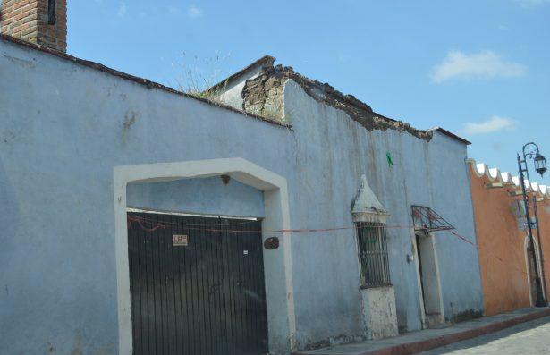 Serán demolidas 60 casas en Zacualpan