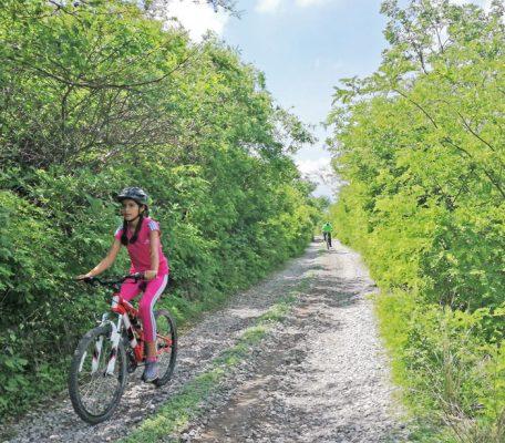 Fomentan uso de bici en Tlaltizapán