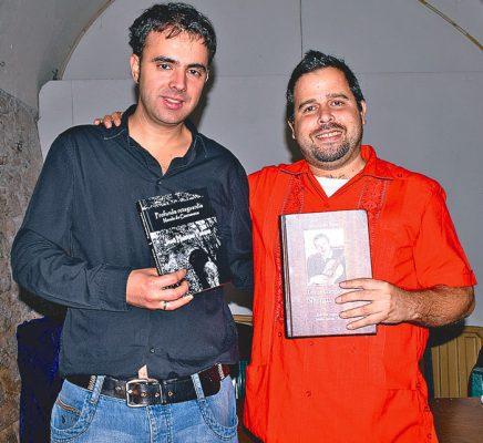Mario Martín Gijón y Mario Casasús.